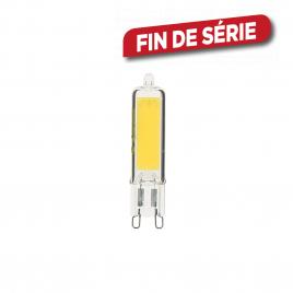 Ampoule RetroLED G9 3,7 W 400 lm blanc chaud XANLITE