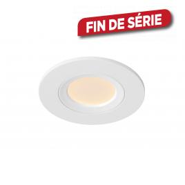 Spot encastrable de salle de bain Inky LED 6 W dimmable LUCIDE