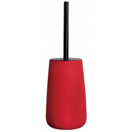 Brosse de toilette O Touch rouge ALLIBERT