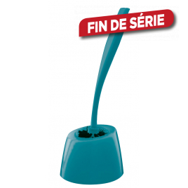 Brosse de toilette Happy bleu ALLIBERT
