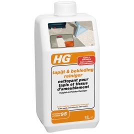 Nettoyant pour tapis et tissus d'ameublement 1 L HG