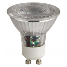 Ampoule LED GU10 5 W 345 lm blanc neutre 3 pièces INVENTIV