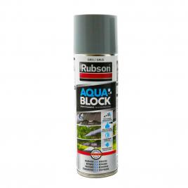 Spray d'étanchéité Aqua Block 300 ml gris RUBSON
