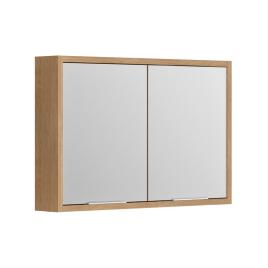 Armoire de toilette Sorento Chêne Kendal 100 cm ALLIBERT