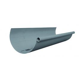 Gouttière G80 gris clair 2m SCALA