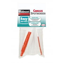 Set de 5 Canules Easy service RUBSON