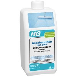 Film protecteur brillant pour sols et plastique 1 L HG