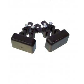 Embout DLP 20 x 12,5 mm brun LEGRAND