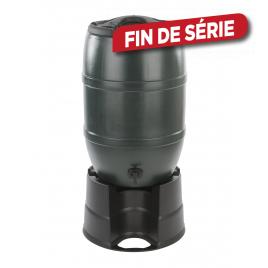 Tonneau à eau de pluie avec accessoires 120 L PRACTO GARDEN