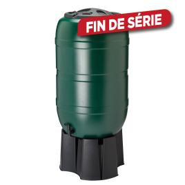 Tonneau à eau de pluie Classic avec robinet et accessoires 210 L PRACTO GARDEN