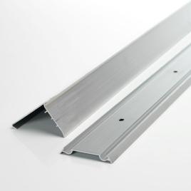 Toiture Easygum epdm profils de rive 2 m - 35x35mm