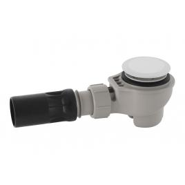 Siphon pour douche Ø 52 mm chromé GEBERIT