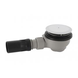 Siphon pour douche Ø 90 mm chromé GEBERIT