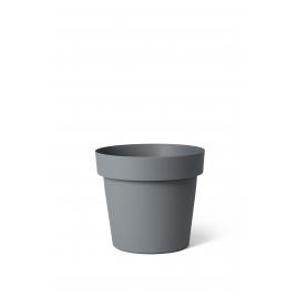 Cache-pot Ardoise Happy Ø 20 x 19 cm
