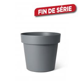 Cache-pot avec roulettes Ardoise Happy Ø 60 x 51 cm