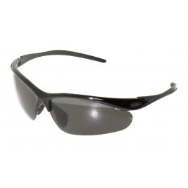 Paire de lunettes de soleil noires catégorie 3