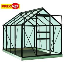 Serre Ivy Grow noire 5 m² ACD