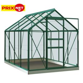Serre Ivy Grow verte 5 m² ACD
