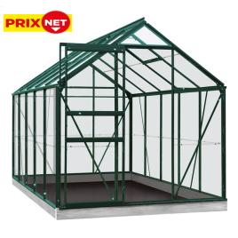 Serre Lily Grow verte 6,2 m² ACD