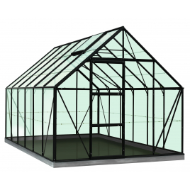 Serre Oliver Grow noire 9,9 m² ACD