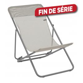 Chaise longue Maxi Transat Seigle