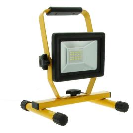 Projecteur LED 20 W sur pied