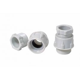 Set de presse-étoupe PG16 en PVC 4 pièces PROFILE