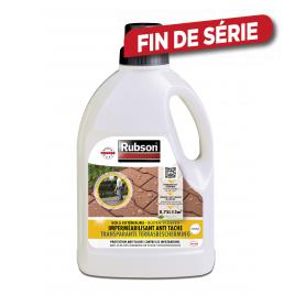 Imperméabilisant invisible anti-taches pour sols extérieurs 0,75 L RUBSON