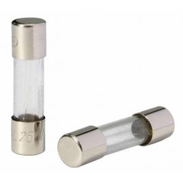Set de fusibles sous verre 6,3 A 5 pièces VYNCKIER