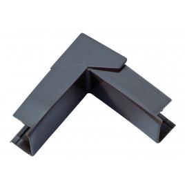 Angle extérieur et intérieur DLP 32 x 12,5 mm brun LEGRAND