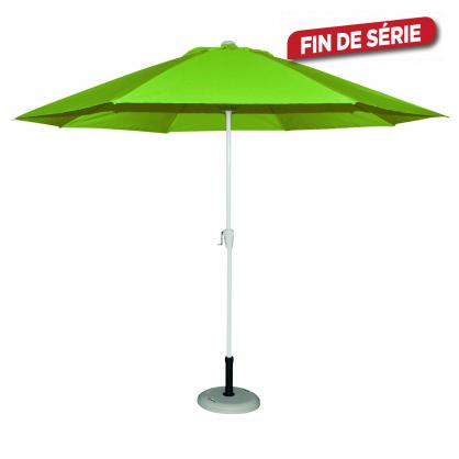 Parasol droit anis Ø 300 cm