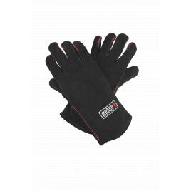 Paire de gants de protection en cuir WEBER