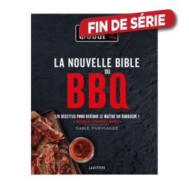Livre de recettes « La Nouvelle Bible du BBQ » WEBER