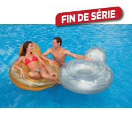 Fauteuil de piscine gonflable Gloosy INTEX