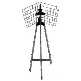 Antenne d'extérieur trinappe 57 dB