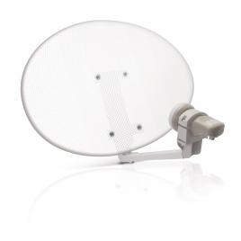 Antenne satellite elliptique