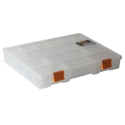 Boîte de rangement 27,6 x 20,3 x 4,2 cm PEREL
