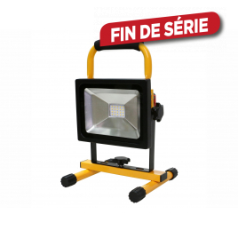 Projecteur LED rechargeable 20 W PROFILE
