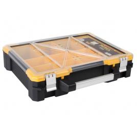 Coffret de rangement avec bacs amovibles 49 x 42 x 11,5 cm PEREL
