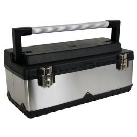 Boîte à outils en acier 59 x 28 x 27,5 cm PEREL