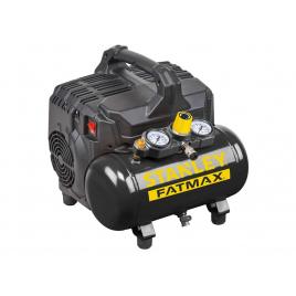 Compresseur sans huile silencieux WDST101 6 L 1 CV STANLEY