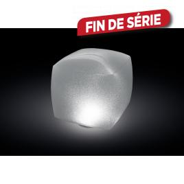 Cube flottant LED 23 x 23 x 22 cm
