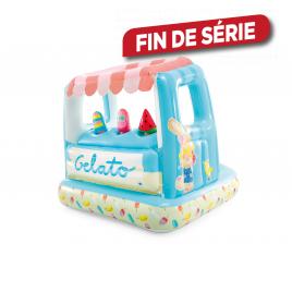 Aire de jeux gonflable Stand du Glacier INTEX