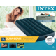 Matelas gonflable Twin Midnight Green Downy 76 x 191 x 25 cm INTEX