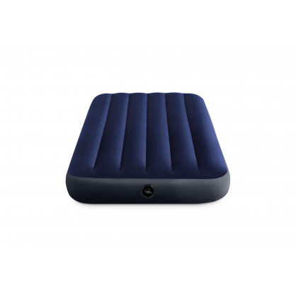 Matelas gonflable Twin Dura Beam Classic Downy 99 x 191 x 25 cm INTEX