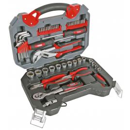 Set d'outils 55 pièces TOOLLAND