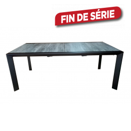 Table de jardin extensible Digital Printed 200-300 x 104 cm