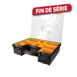 Boite à compartiments amovibles 42 x 33,5 x 10,5 cm PEREL