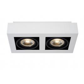 Spot blanc Zefix LED GU10 24 W dimmable LUCIDE