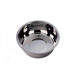 Gamelle pour chien chromée Ø 16 cm